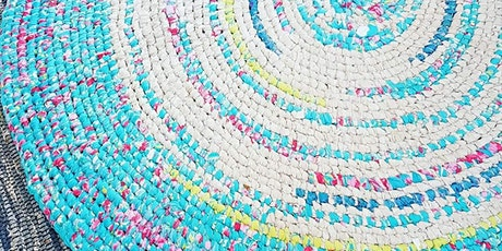 Fabric Rug Weaving tickets