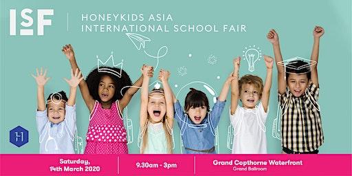 The HoneyKids Asia International School Fair