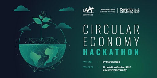 Circular Economy Hackathon 2020 (Coventry, UK)