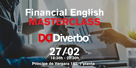 Masterclass: Financial English entradas