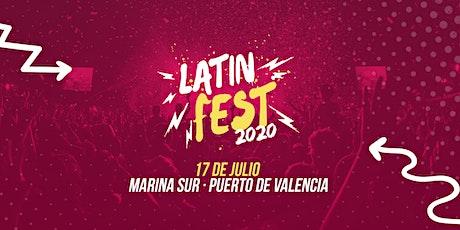 Latin Fest 2020 entradas