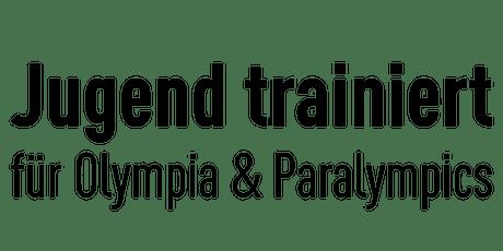 Freiwillige/r Helfer/in: Jugend trainiert für Paralympics - Herbstfinale 2020 Tickets
