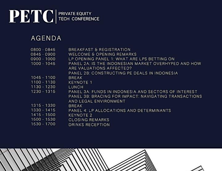 PETC Indonesia 2020 image