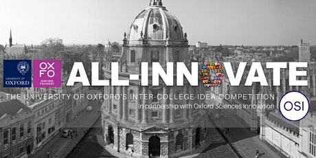 All-Innovate Competition Final tickets