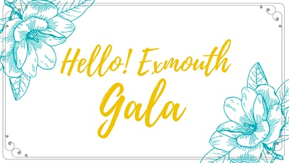 Hello! Exmouth Gala 2020 tickets