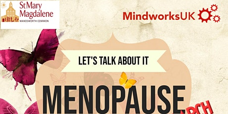 Menopause March tickets