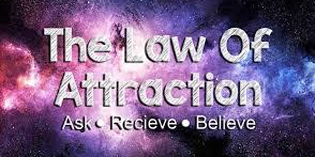 Vision Board and Law of Attraction tickets
