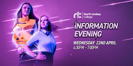 Information Evening tickets