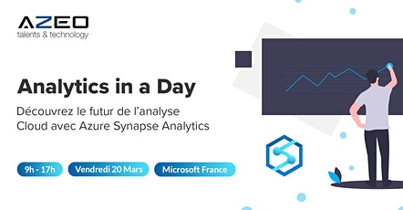 Analytics in a Day - Workshop gratuit Azure Synapse tickets