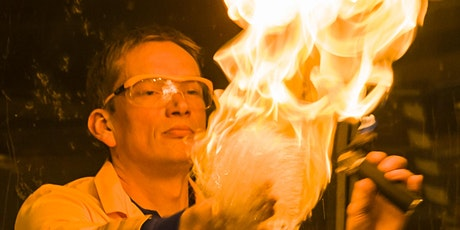 The Chemistry of Light: a demonstration lecture by Dr Peter Wothers tickets