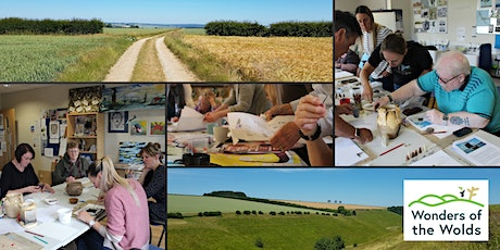 Wonders of the Wolds Art Workshop tickets