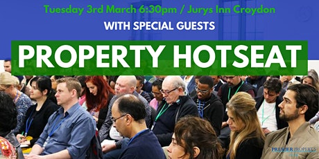 Property Hotseat  tickets
