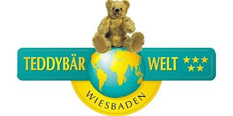 Teddybär Welt 2020 Tickets