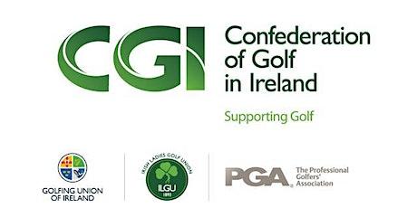 Leaders Course Lisburn Golf Club tickets