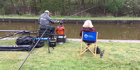 Free Let's Fish! - Stoke-On-Trent - Learn to Fish session - StokeOnTrent AS tickets