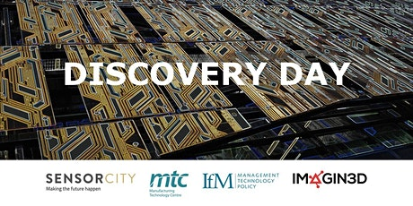 Discovery Day - Sensors & IoT (October) tickets