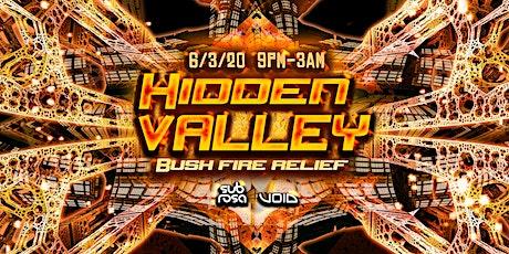 Hidden Valley tickets
