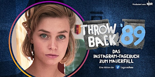 Screening: Throwback89 by Ricarda Saleh and Nil Idil Çakmak (NDR & Tagesschau) (37 min)