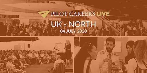 Pilot Careers Live UK North - 04 July 2020