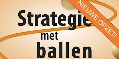 Ervaringssessie 'Strategie met Ballen' -  Maak je dromen waar! tickets