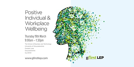 Positive Individual & Workplace Wellbeing tickets