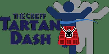 """Crieff Highland Gathering """"Tartan Dash"""" Kilt Run 2020 tickets"""
