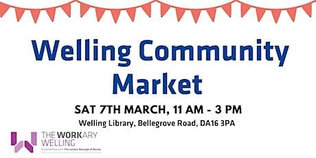 Welling Community Market tickets
