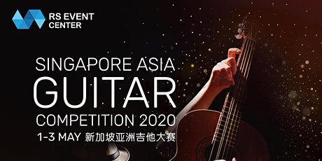 Singapore Asia Guitar Competition 2020 tickets