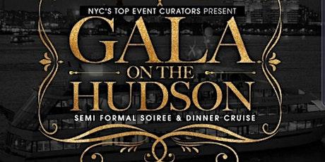 GALA ON THE HUDSON The semi-formal soirée & dinner cruise tickets