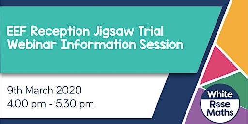 EEF Reception Jigsaw Trial - WEBINAR SESSION  **FREE**