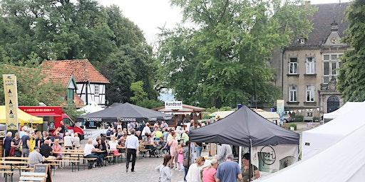 Sommerlaune Markt auf dem Rittergut Eckerde