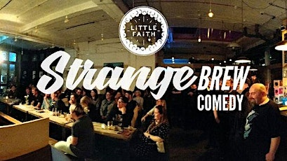 Strange Brew Comedy Night tickets
