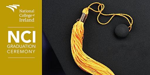 NCI Spring Graduation 2020