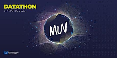 1° Datathon di MUV per la valorizzazione dei dati sulla mobilità di Palermo tickets
