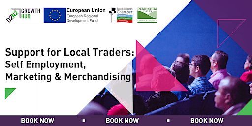 Support for Local Traders: Self Employment, Marketing & Merchandising