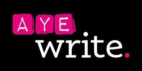 Intellectual Property for Food and Drink (Aye Write 2020) tickets