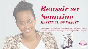 MasterClass: Comment réussir sa semaine ? Avec la méthode 54321