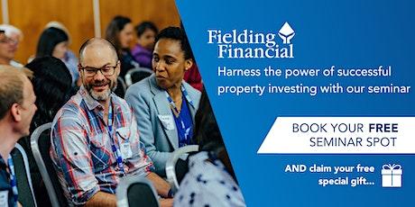FREE Property Investing Seminar - CARDIFF - Jurys Inn Cardiff tickets
