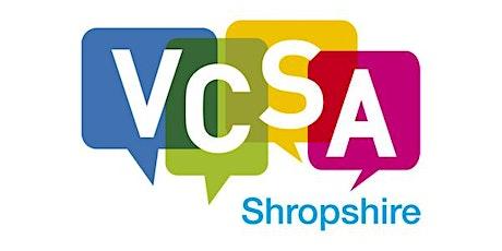 Shropshire VCSA Climate Change Workshop tickets