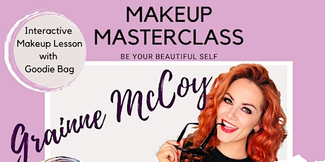 Makeup Masterclass with Grainne McCoy - Armagh tickets