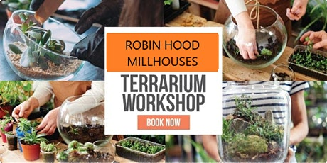 Succulent & Cacti Bowl workshop tickets