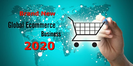 Online Webinar- 2020 Global E-commerce Business Talk  tickets