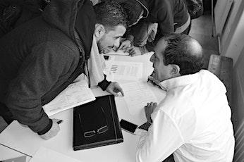 Conférence-débat: Intégrer les réfugiés au marché de l'emploi (DE+FR) billets