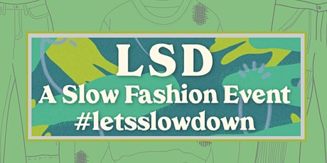 Clothing Repair Cafe at LSD: A Sustainable Fashion Event tickets