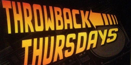 Throwback Thursday's under the Arches Windsor with Radio DJ Terry Peters tickets