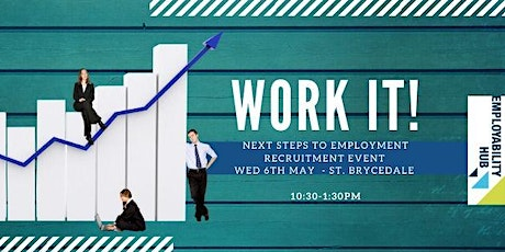 Work It! Fife College Student Employability Hub Jobs Fair tickets