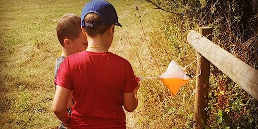 Orienteering on Kelston Roundhill
