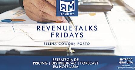Revenue Talks Fridays - 2ª Edição bilhetes