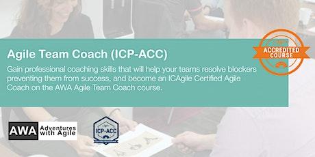 Agile Team Coach (ICP-ACC) | London - May tickets