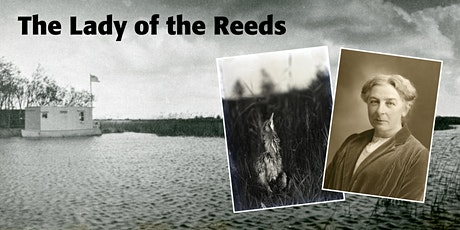 Talk by James Parry: 'The Lady of the Reeds: Bird photographer Emma Turner' tickets